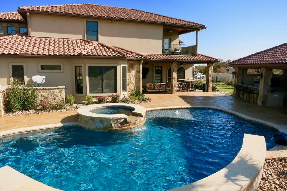 Concept Pools Of Texas